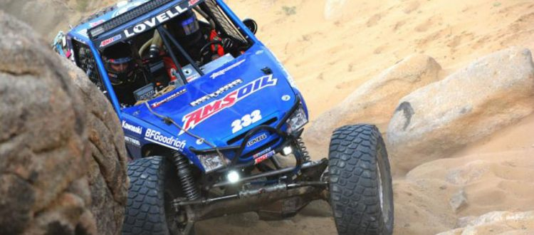 Triumph at King of Hammers